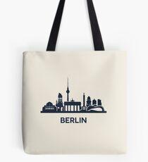 Berlin, dark Tote Bag