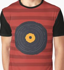 Mini Vinyl Collection Graphic T-Shirt