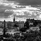 Edinburgh  City by Chris Clark