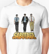 Camiseta unisex Sabotaje