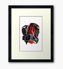 Zed FanArt Framed Print