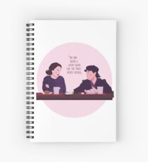 The Marvelous Mrs.Maisel Spiral Notebook