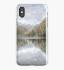 Forested Mountain iPhone Case/Skin