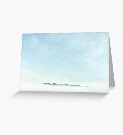 Edlandsfjellet, Ålgård Greeting Card