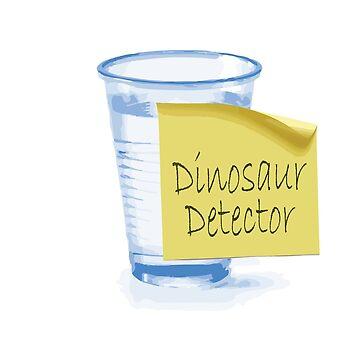 Dinosaur Detector by fireballuke