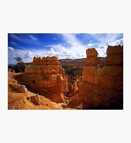 Bryce Canyon Hoodoos Photographic Print
