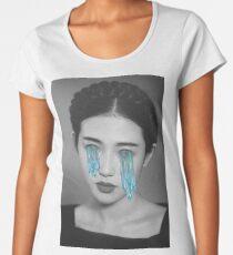 Cry- Stal Women's Premium T-Shirt