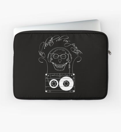 Til Death Do Us Party - light Laptop Sleeve