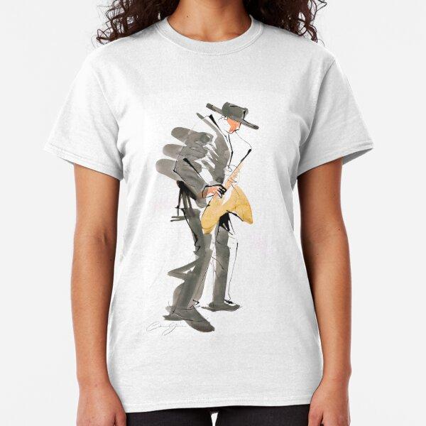 Musician Jazz Saxophone Classic T-Shirt
