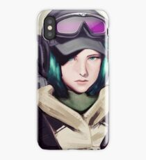 Ela - Rainbow Six Siege iPhone Case