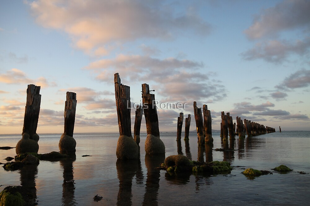 Jetty 2 by Lois Romer