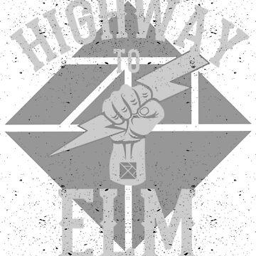 Highway to elm by Boulinosaure
