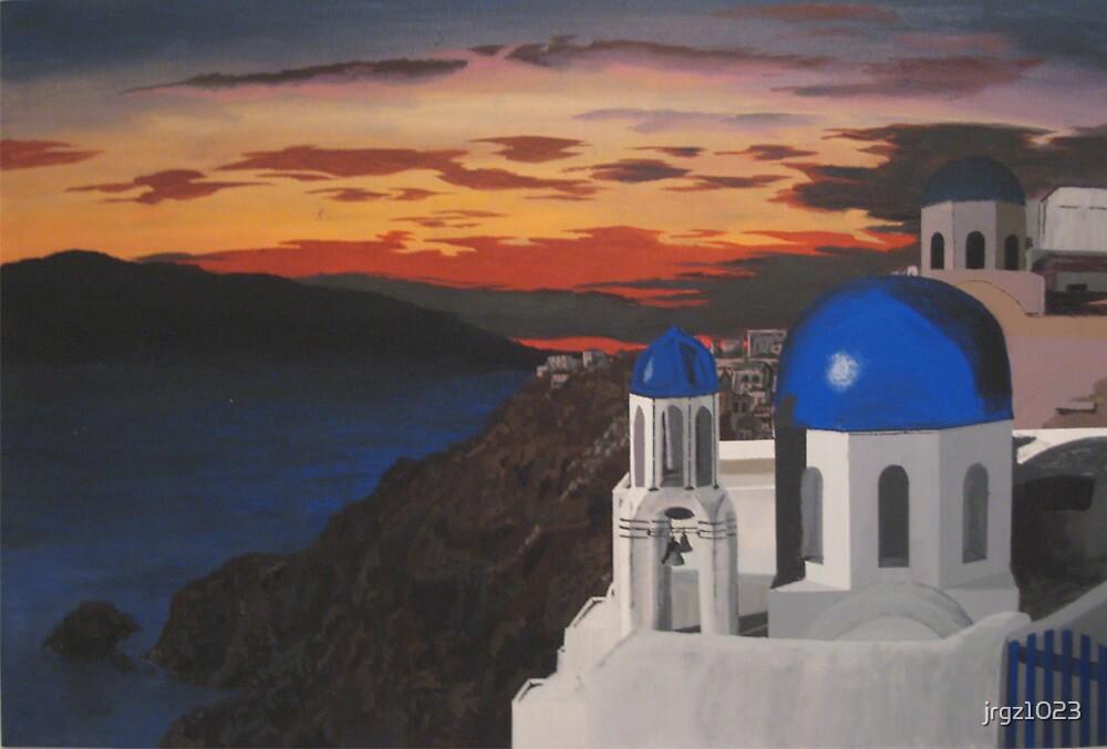 Santorini by jrgz1023