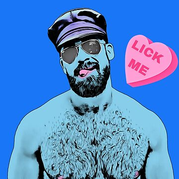 Lick Me (Candy Heart) by JasonLloyd