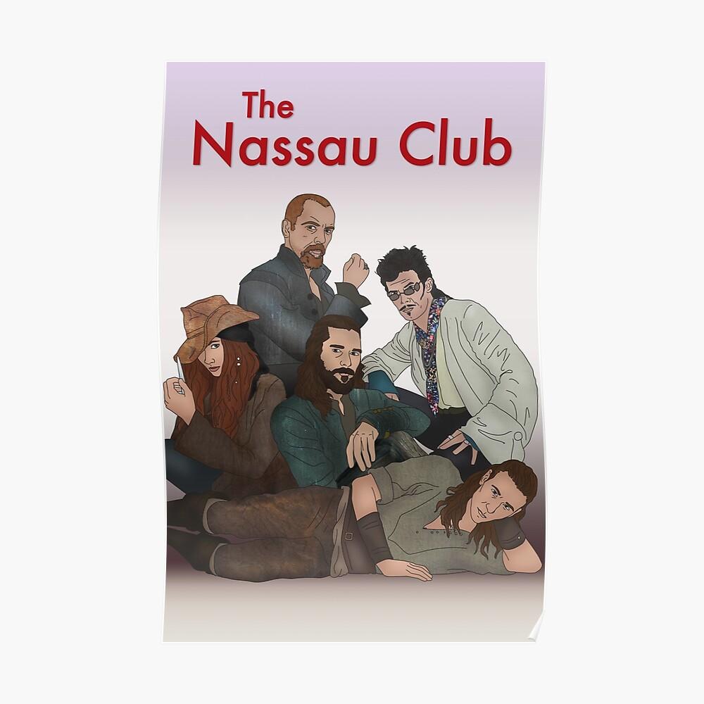 Mit freundlichen Grüßen, der Nassau Club Poster