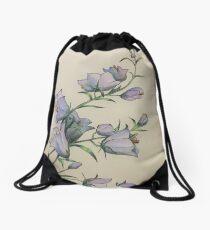 bell flowers Drawstring Bag