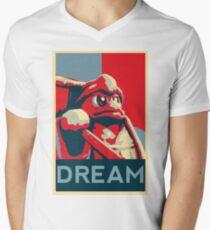 Dedede For President Men's V-Neck T-Shirt