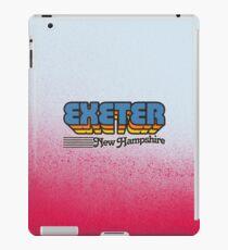 Exeter, New Hampshire | Retro Stripes iPad Case/Skin