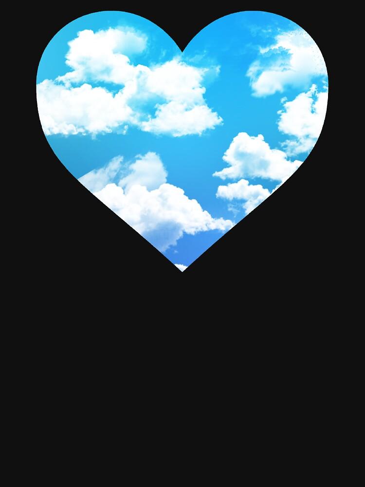 Valentinstag Herz Wolke von BootsBoots