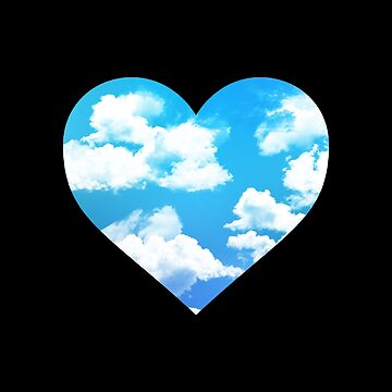 Valentines Day Heart Cloud by BootsBoots