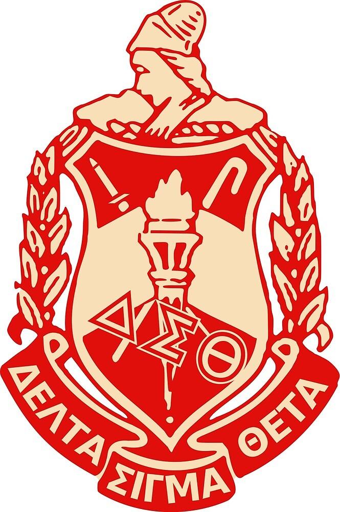Delta Sigma Theta Crest