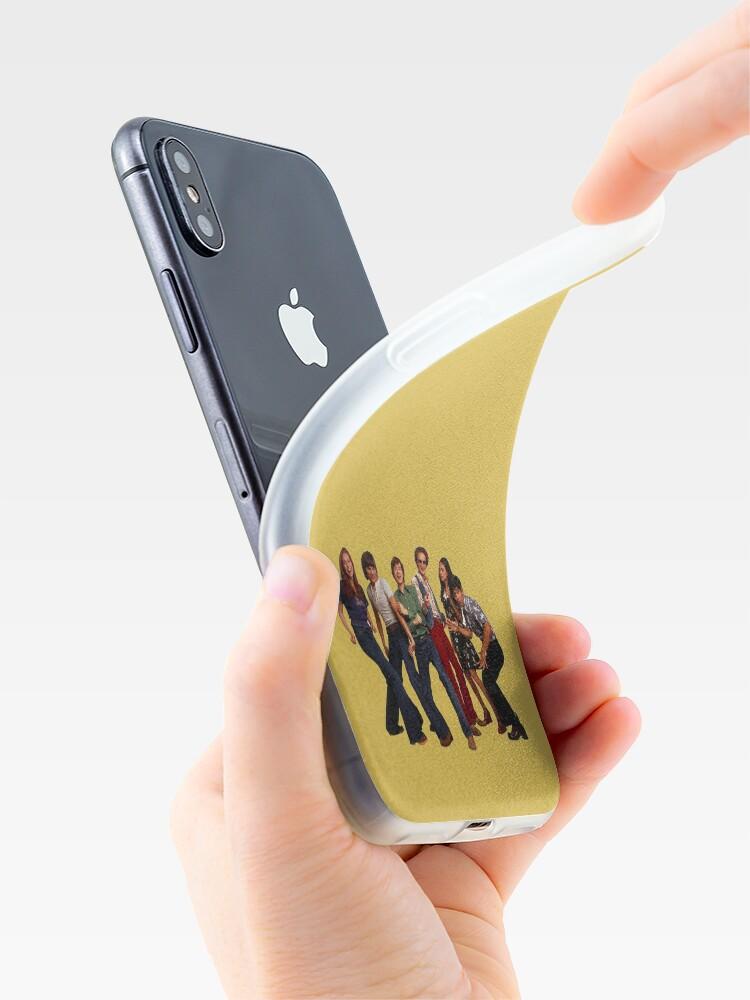 Vista alternativa de Funda y vinilo para iPhone ese programa de los 70