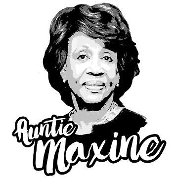 Auntie Maxine by popdesigner