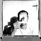Impossible self portrait by VanOostrum