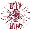 Open Mind by Emiliano Vittoriosi