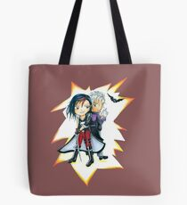 Chibi Fightclub Tote Bag