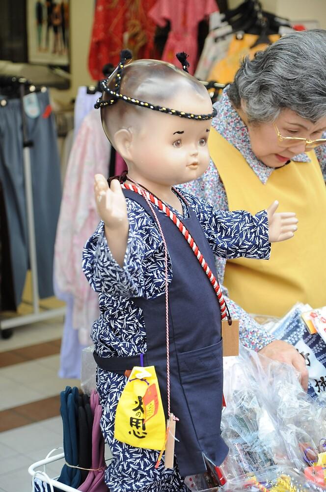 selling my granny by nancynootje