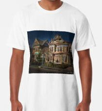 Painted Ladies Long T-Shirt