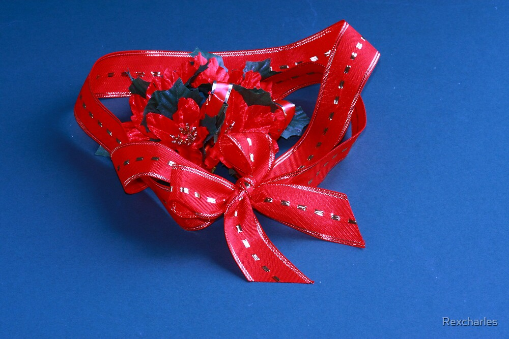 RED RIBBON by Rexcharles
