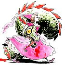 The Princess and the Dragon by asurocks