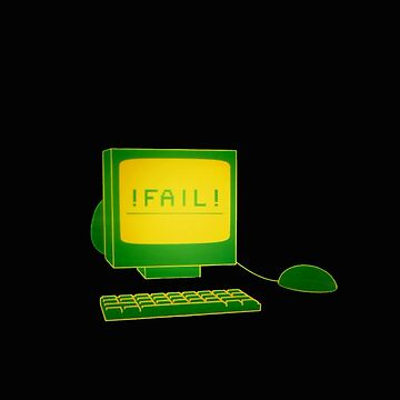 ! Fail ! - IT crowd by alemag