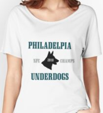 Underdogs Women's Relaxed Fit T-Shirt