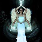 goddess angel by David Knight