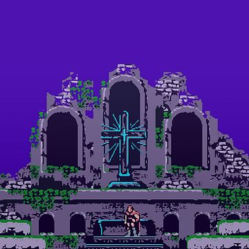 Castlevania 3 intro by harkness1991