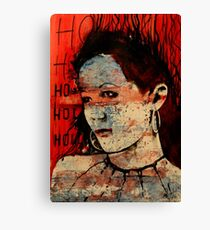 Cathartic Immersion Canvas Print