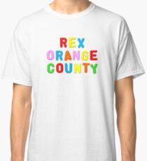 Rex Orange County Merch Classic T-Shirt