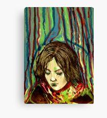 My Dreams In Colour Canvas Print