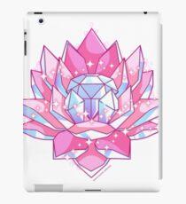 Crystal flower iPad Case/Skin