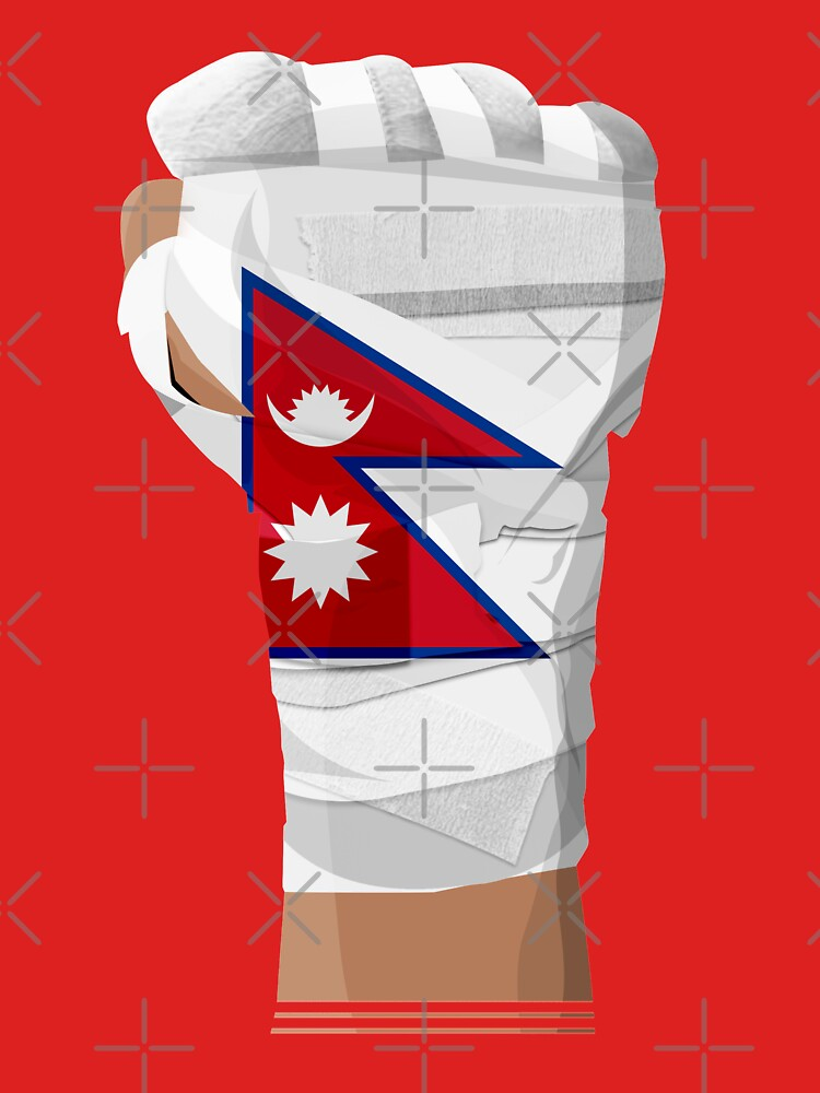 NEPAL FIGHTING PRIDE by cinimodfx