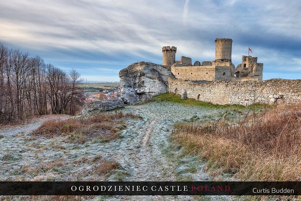 Ogrodzieniec Castle by Curtis Budden