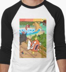 Battle at the Lake of Rage Men's Baseball ¾ T-Shirt
