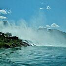 Niagara Falls 7.0 - New York by clarebearhh