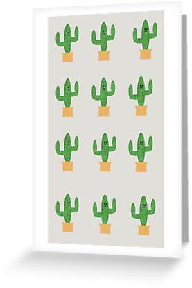Kaktus von Jessica Wilson