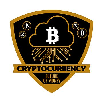 Bitcoin Rain by CryptoTextile