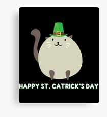 Catricks day Gift For Paddys St Patricks Day T-Shirt Sweater Hoodie Iphone Samsung Phone Case Coffee Mug Tablet Case Canvas Print