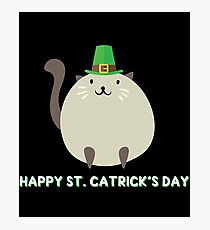 Catricks day Gift For Paddys St Patricks Day T-Shirt Sweater Hoodie Iphone Samsung Phone Case Coffee Mug Tablet Case Photographic Print